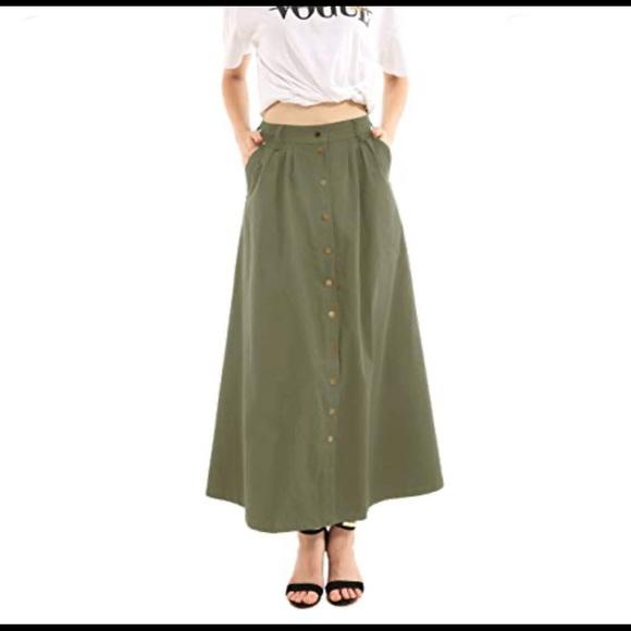 pistola Dresses & Skirts - Pistola brand maxi skirt